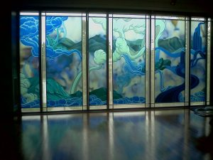 Midland Park NJ Window Graphics Decals And Vinyl Advertising - Custom vinyl decals for glass   removal options
