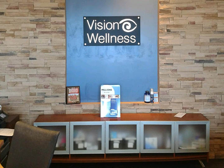Office Foyer Signs : Medical office signage ideas for phoenix and scottsdale az