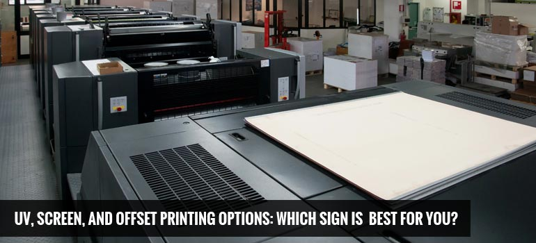 UV and Screen Printing Options Which Style is Best For You