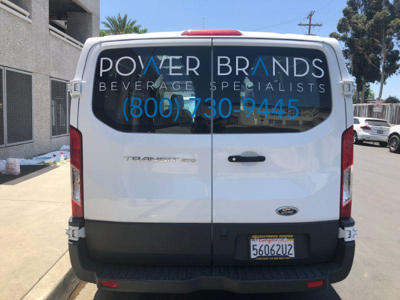 fleet vehicle graphics