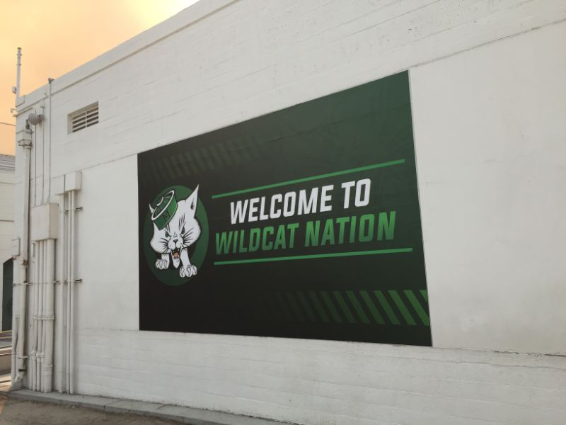 Interior and Exterior Wall Wraps in Los Angeles County