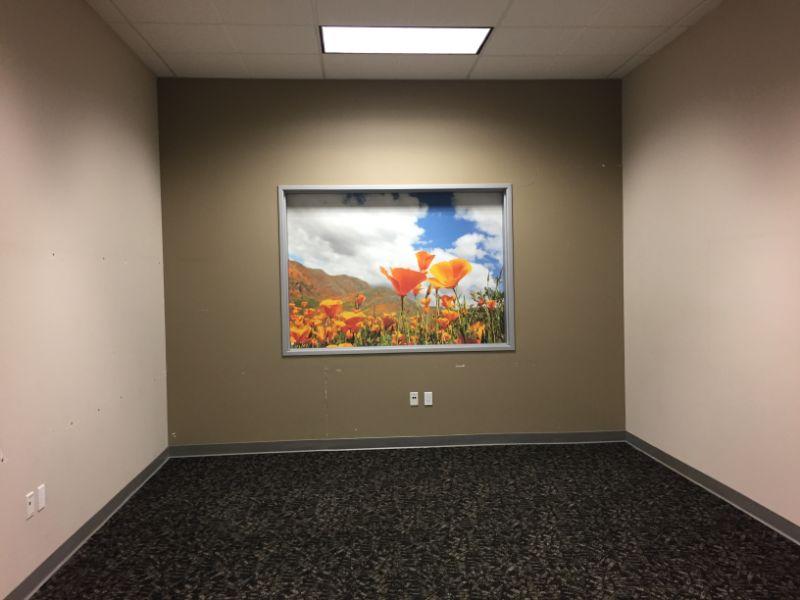 office window graphics in brea