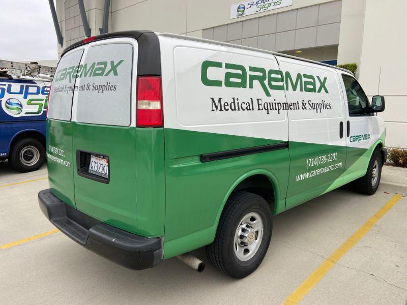 3M Preferred Commercial Van Graphics in Buena Park CA