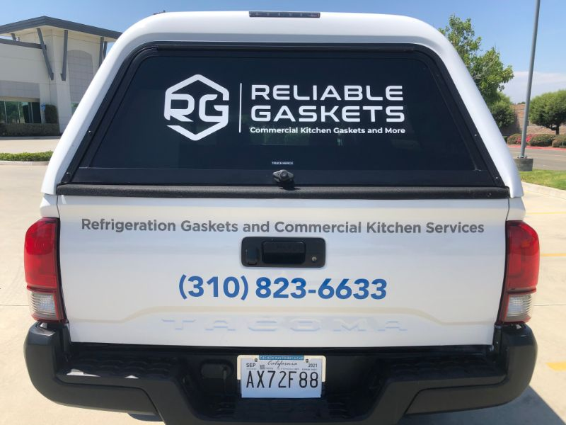 Low Cost High Value Vehicle Graphics in Orange County CA