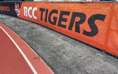 Riverside City College Brands Athletics Stadium with Eye-Catching Graphics!