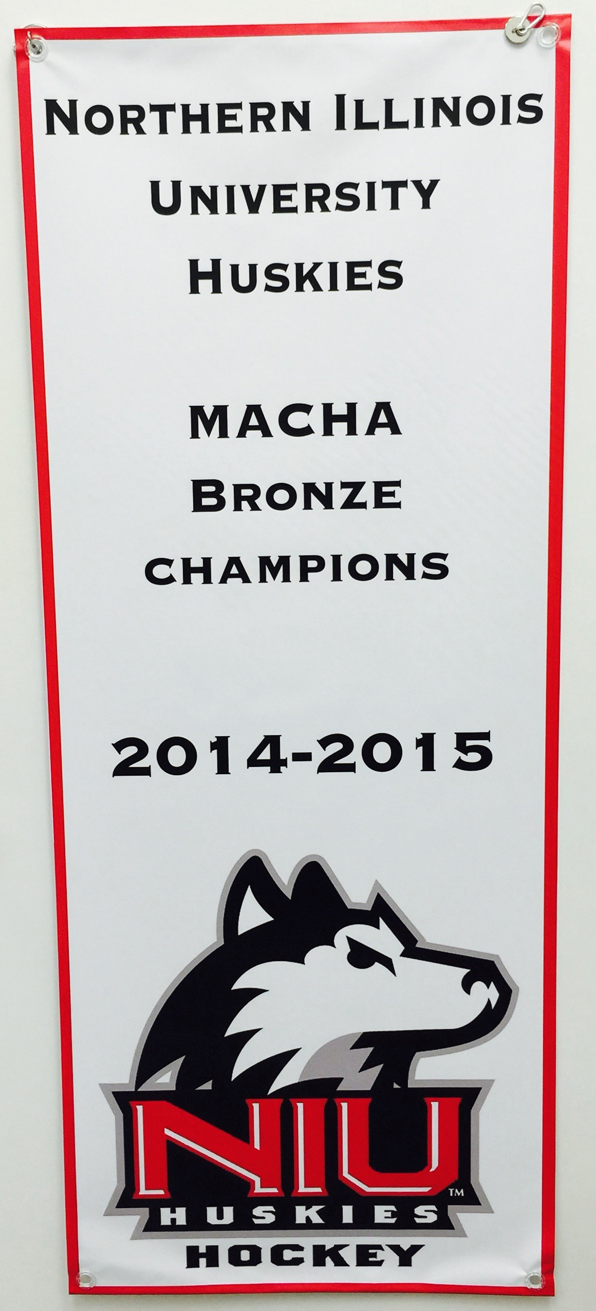 Personalized Sports Banner For Arena In Naples Fl Wows