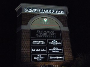 High Quality Custom LED Lighted Signs in Smyrna, GA