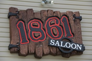 Sign Solutions | Frederick, MD | Signworld | 1861 Saloon