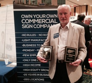 Jack Werner and Signworld awards