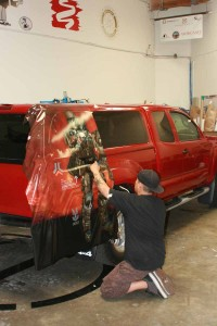 Iconography Studios - Los Alamitos, CA - Vehicle wrap
