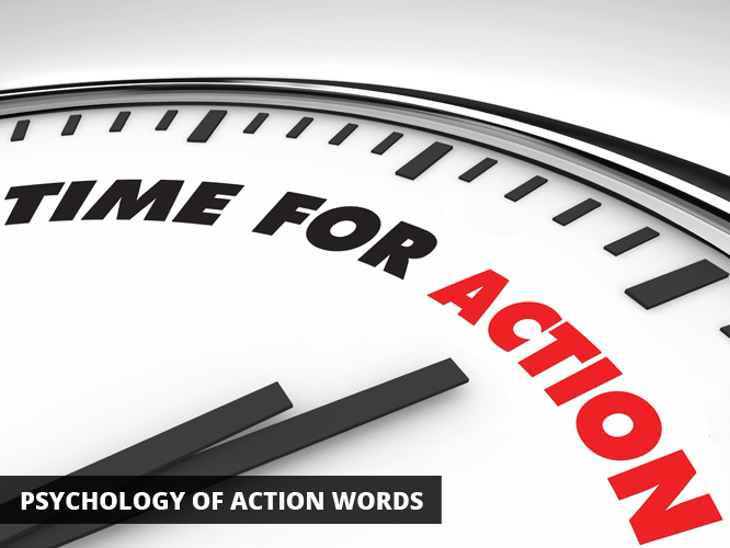 Psychology of Action Words