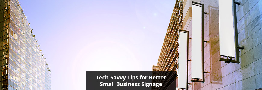 Small Business Signage