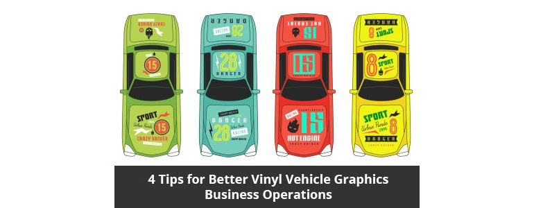 Vinyl Vehicle Graphics Business
