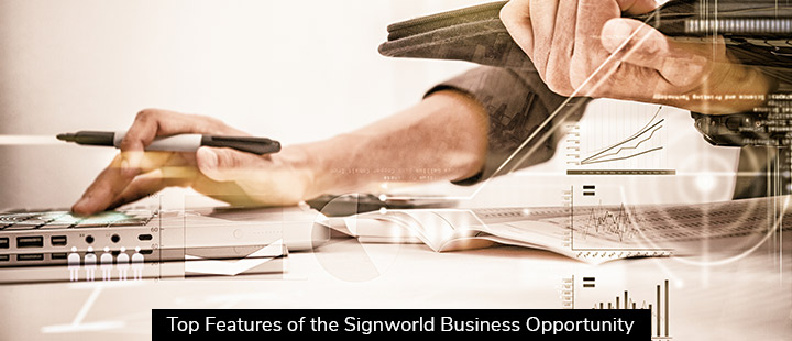 Top Features of the Signworld Business Opportunity