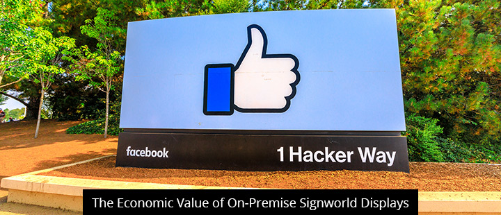 The Economic Value of On-Premise Signworld Displays