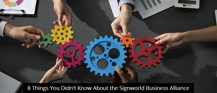 8 Things You Didn't Know About the Signworld Business Alliance