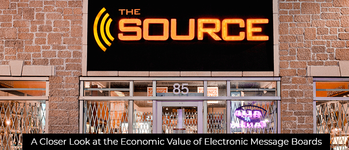 A Closer Look at the Economic Value of Electronic Message Boards