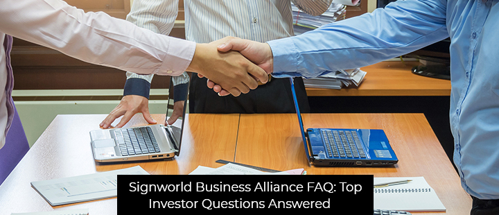 Signworld Business Alliance FAQ: Top Investor Questions Answered